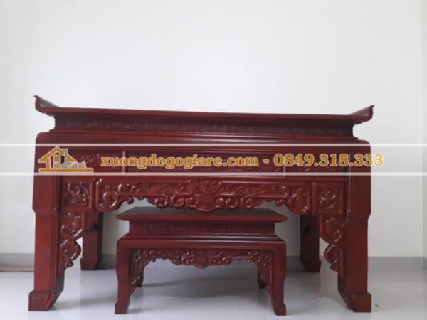 Mẫu Bàn Thờ DG-0132