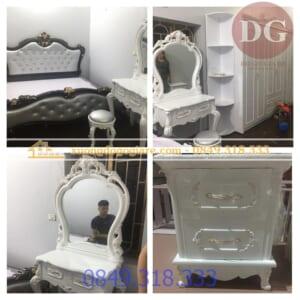 Mẫu Nội Thất Phòng Ngủ DG-0049