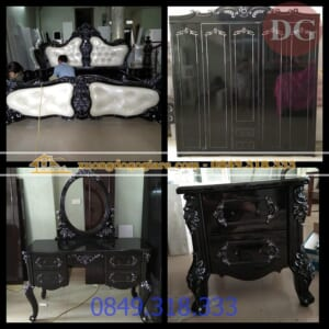 Mẫu Nội Thất Phòng Ngủ DG-0055