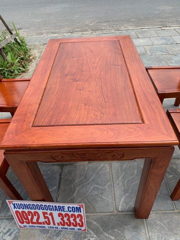 Bộ bàn ăn 4 ghế anh Tuấn, Hà Nội