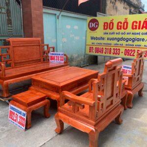 Bộ sơn thuỷ chân 10 hàng đặt chị Xuân, Hà Nội